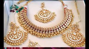 fashion jewelry gold necklace images Latest indian gold jewellery collection 2016 gold jewellery jpg
