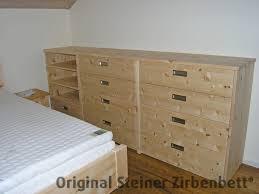Schlafzimmer Zirbe Zirbenholz Kommode Km 10 Schlafzimmer Massivholz