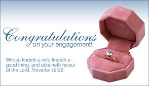 Wishes For Engagement Cards 4 Best Images Of Engagement Greeting Cards Congratulations On