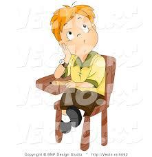 child sitting clipart child at desk clipart 36