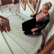 stairlifts elderly acorn stair lifts curved stairway staircase