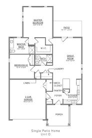 House Plans For Patio Homes Vincentian Villa Floor Plans Vincentian Collaborative System