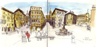 florence ii urban sketchers