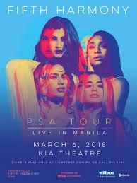 list of 2018 international concerts in manila spot ph