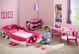 Disney Bedroom Set At Rooms To Go Amazon Com Delta Children Interactive Wood Toddler Bed Disney