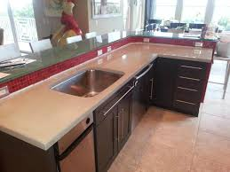 inexpensive kitchen countertop ideas kitchen amazing cheap kitchen countertops cement for countertops