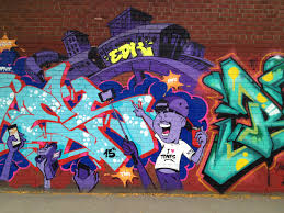 best graffiti in nyc from massive murals to bubble tags