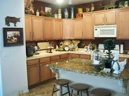 kitchen countertop decorating ideas best kitchen image of white decoration using light pict for how to