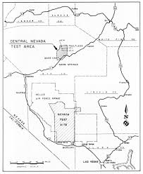 Austin Area Map by Nevada Test Site 1969 Central Nevada Test Area Map Pro U2026 Flickr