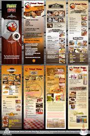 menu template allea design psd free download by alleadesign1 on