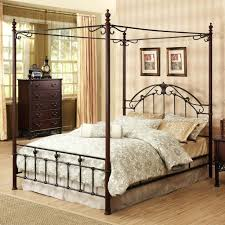 Cheap Canopy Bed Frame Wooden Bed Frame King Size 12 Photos Gallery Of Make A Canopy Bed