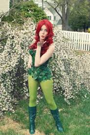 Poison Ivy Halloween Costume Ideas Poison Ivy Halloween Costume Redhead Red Hair Dress Ups
