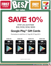 10 play gift card 7 eleven 10 play gift cards till 27 sep 2015 bq