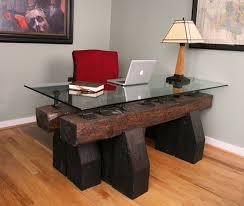 Desk Home Office Pretentious Unique Home Office Desks Home Designs