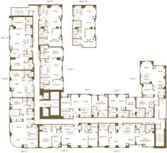 floor plans and site map penthouses at capitol park luxury