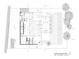 baby nursery hill side house plans hillside house ar architects