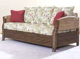 Wicker Sleeper Sofa Rattan And Wicker Sofas And Sleeper Sofas Island And Florida