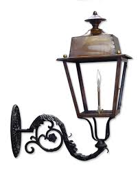 outdoor gas lantern wall light accessories magnificent wall mounted copper frame gas lantern