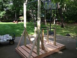 Diy Backyard Pull Up Bar by Backyard Pullup And Dip Bar System The Invention Factory