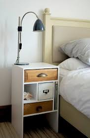ikea bed table best 25 diy bedside tables ideas on pinterest night stands diy