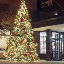 st anthony community hospital hosts annual tree lighting ceremony