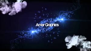 after effects free particle intro template download youtube