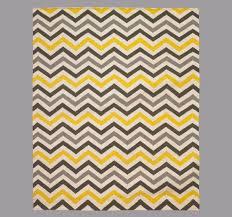 orange and white chevron rug rug designs