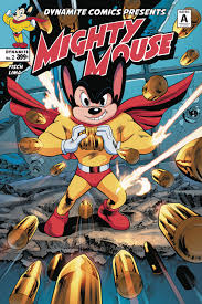 mighty mouse may171484 mighty mouse 2 cvr b lima previews world