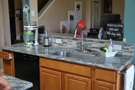 granite countertop idea of cutting granite countertops in place