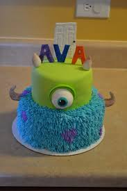 46 best cake decorating monsters inc images on pinterest