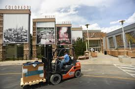 Colorado Mills Mall Map by Hail Damaged Colorado Mills Unlikely To Reopen For 6 Months Could