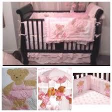 Ballerina Crib Bedding Set Teddy Ballerina Crib Bedding Set Has Barely Been Used The