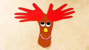 christmas crafts for kids a reindeer youtube
