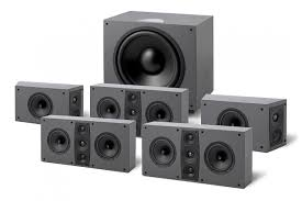 thx home theater jamo d 600 5 1 thx home cinema speaker system digital cinema