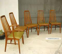 teak dining room set danish teak dining room chairs home design ideas