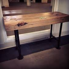 Pipe Desk Extra Thick Pipe Reclaimed Wood Desk Industrial Desk by 17 Best Products Offered Images On Pinterest Farms Industrial