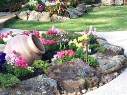 Small Garden Rockery Ideas Ideas For Landscaping A Small Garden Garden Designs For Small
