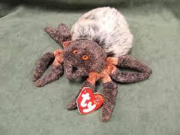 free ty original beanie baby hairy the tarantula 2000 stuffed