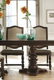 double pedestal dining tables foter