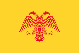 Flag Of Serbia 2000px Supposed Serbian Empire Flag Svg Wallpaper 2000x1333