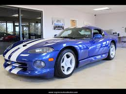 Dodge Viper Gts - 1997 dodge viper gts