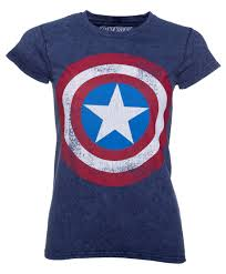 Awesome American Flag Shirts Captain America T Shirts And Gifts Truffleshuffle