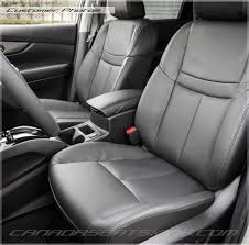 black nissan rogue 2015 2014 2017 nissan rogue custom leather upholstery