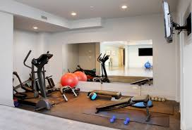 home gym design gym mirror home design ideas pictures remodel and