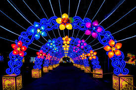fantasy of lights promo code the philadelphia chinese lantern festival ends soon get 3 off tickets