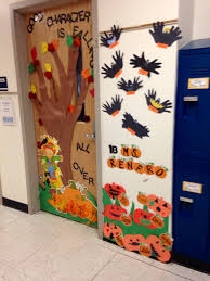 30 preschool fall door decor preschool door on pinterest