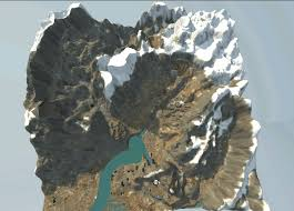 Korengal Valley Map Map Kunar Strike Project Reality Forums
