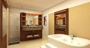 Architecture D Bathroom Design CGTrader - Bathroom design 3d