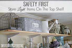 Home Decor Storage Room Reveal with tips and ideas to
