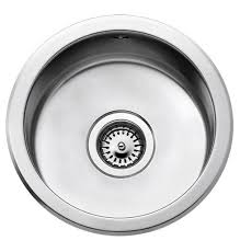 Round Kitchen Sink by Single Bowl Kitchen Sink Stainless Steel Round Barents